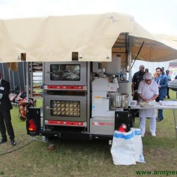 armyrecognition.com – « Feeding troops: Technic Export's TEX 250HJ mobile field bakery at ShieldAfrica 2017 » – Janv 2017
