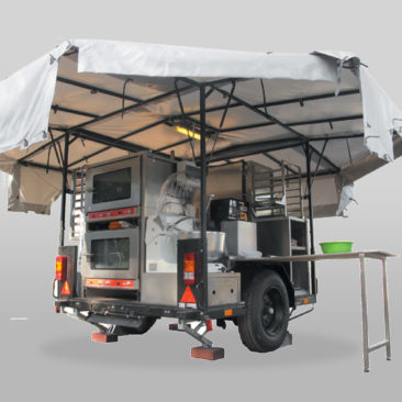 Boulangerie Mobile de Campagne TEX 250 HJ