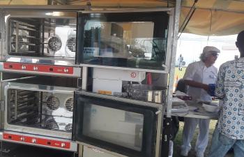 alerte-info.net – «Salon international de la sécurité à Abidjan: plus de 2.000 pains produits en trois jours par une boulangerie mobile» – Janv 2017